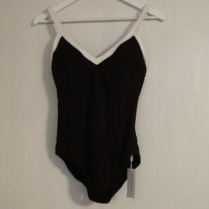 Seafolly Block Party swim suit sz 8